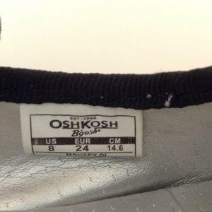 OshKosh B'gosh Shoes - OshKosh Velvet Mouse Flats for toodlers